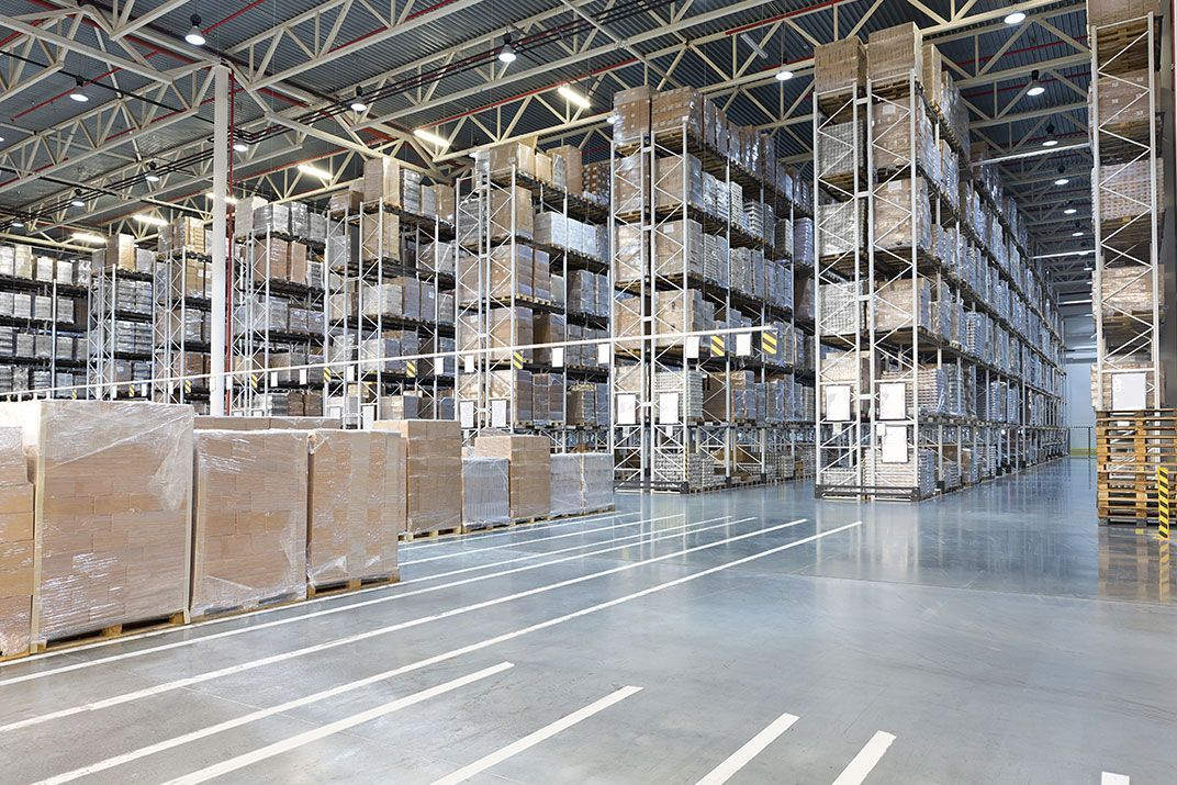 Warehouse Security Tips